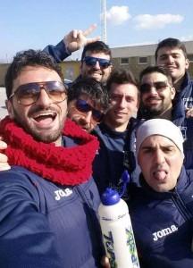 Selfie ATLETICO CAMERIS