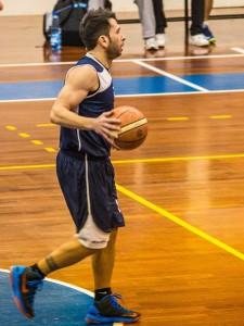 Francesco Catanoso, nuovo play del Gruppo Zenith Messina
