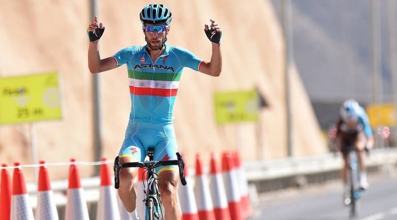 Nibali vince al Tour of Oman