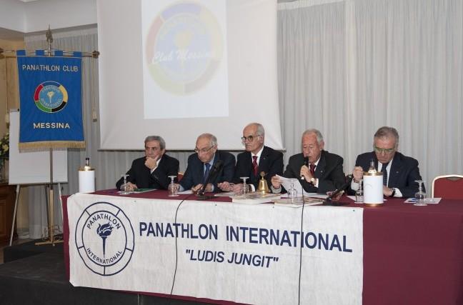 Panathlon Club Service Messina