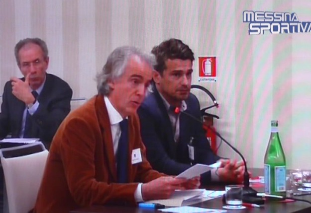 Mattia Grassani ed Arturo Di Napoli