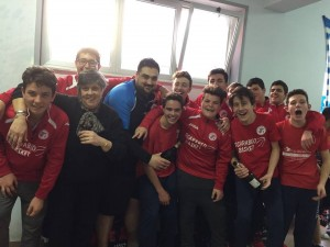 Lo Scarabeo Milazzo festeggia il titolo provinciale Under 16