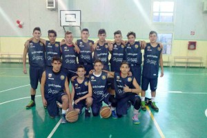 Alias Barcellona U 16