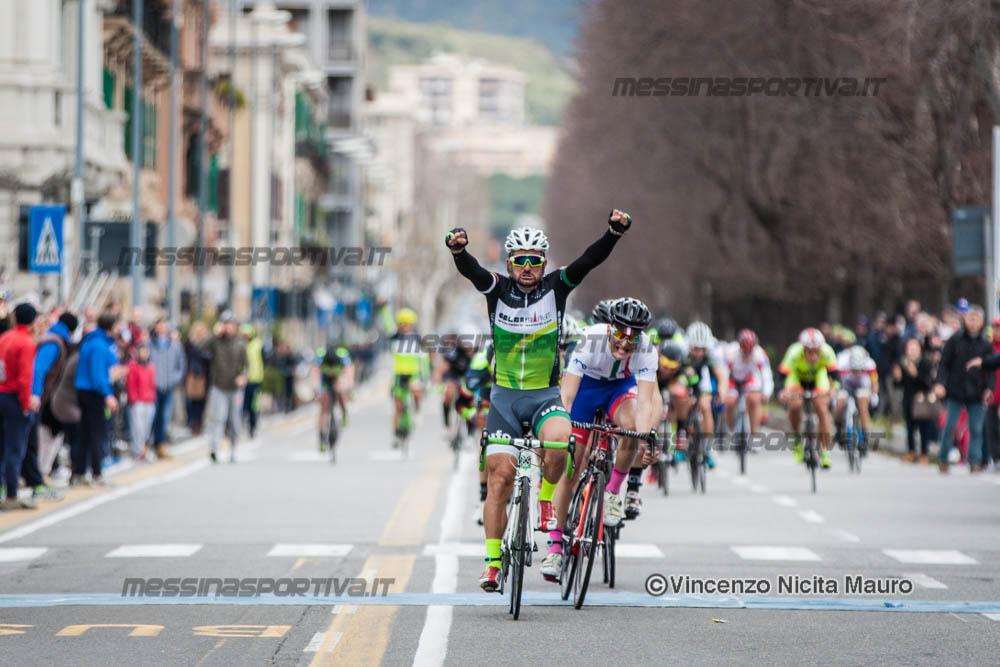 Gara ciclistica 1° Trofeo dello stretto