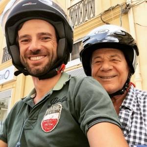 Maurizio e Mino Licordari