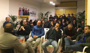 Franco Ingrillì a riunione con le società sportive orlandine. Assente l'Orlandina Calcio