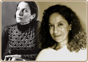 Pinuccia Giarmanà e Francesca Caratozzolo