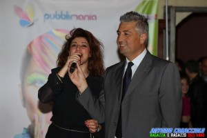 Gabriella Bisignano e Francesco Anania