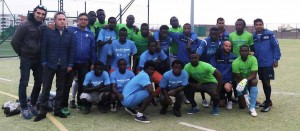 Un Calcio al Razzismo – Uniti con lo Sport