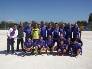 Accademia Messina,  squadra vincitrice nel calcio a 11