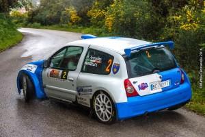 3° rally torri saracene