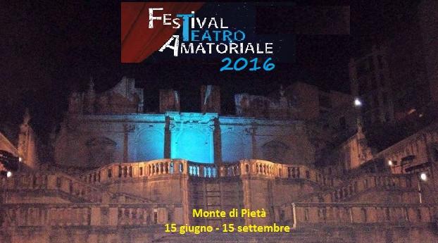 Festival Teatro Amatoriale 2016
