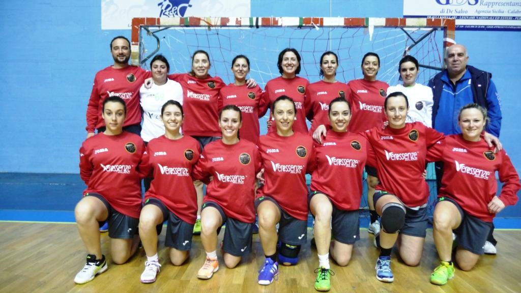 L'Handball Messina