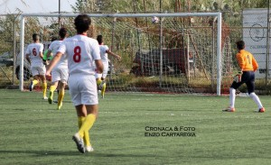 Il gol dell'1-0