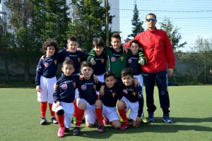 Messina Soccer P. Luce Under 10