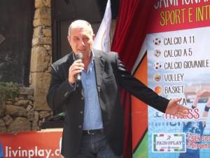 Maurizio Agricola, presidente regionale CSEN
