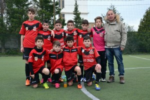 Messana Giallo Under 12