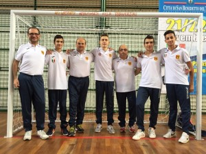 Messina Table Soccer