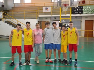 Salemi-Basket School Me
