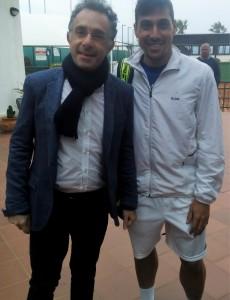Salvi Contino e Fernando Romboli
