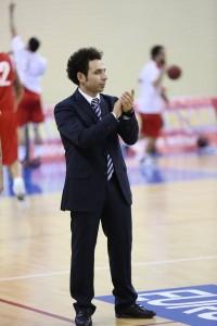 Prima esperienza da head coach per Francesco Trimboli