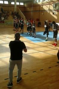 Successo netto dello Sport Patti a Foggia