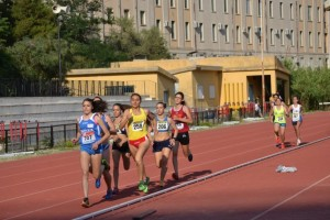 Una gara della passata edizione