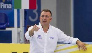 Fabio Conti, ct del Setterosa