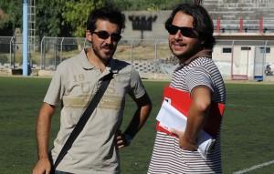 Giuseppe Fontana e Davide Manzo