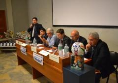 Premiazioni  FIGC (Lacava, Lo Giudice, Lo Presti, Morgana, Tamà e Violato)