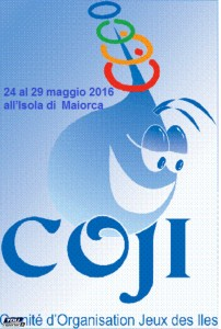 """Il Logo dei """"Giochi delle Isole"""""""