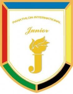 Il logo del Panathlon Club Junior Messina