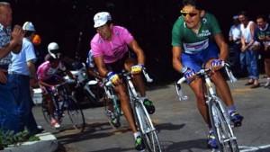 Miguel Indurain e Claudio Chiappucci