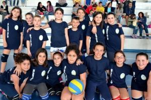 La formazione dell'Orlandina Volley