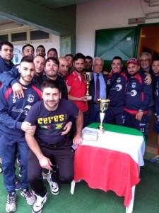 Premiazione Atletico Cameris