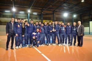 Premiazione dell'Atletico Cameris