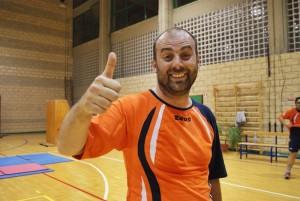 Stefano Fabio, capitano dei Seven Fighters