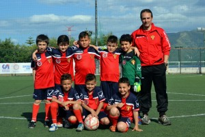 Messina Soccer School Under 8