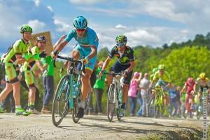 Valverde e Nibali