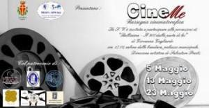 Il logo della rassegna CineMe