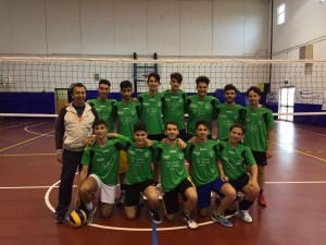 Galilei Spadafora volley maschile