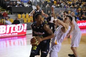 Lenzelle Smith Jr (Barcellona)
