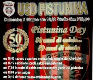 Pistunina Day