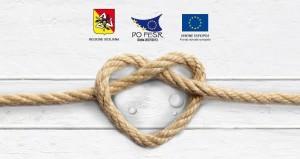 """Il logo """"Borghi del Mare Luoghi del Cuore"""""""