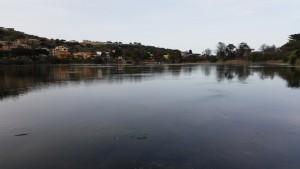 Uno scorcio della Riserva Naturale Orientata di Capo Peloro