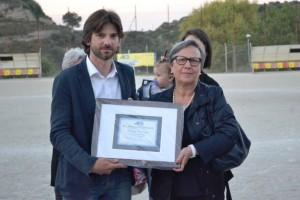 """Consegna a Maurizio Licordari del """"4° Premio Gaetano Gulisano"""""""