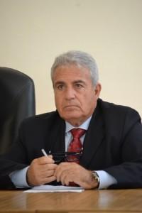 Il Delegato CONI Aldo Violato