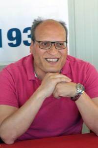 Salvatore Costantino detiene la maggioranza dell'S.S. Milazzo (foto Formica)