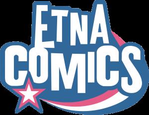 """Il logo di """"Etna Comics"""""""