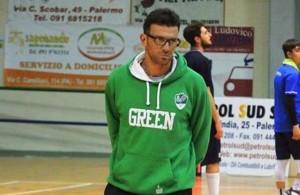 Marco Verderosa, nuovo allenatore del Green Palermo